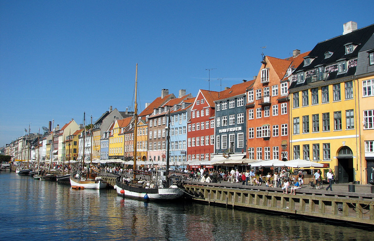 The best time to visit Denmark depends upon what you want your trip to be like ... photo by CC user Srvora via wikimedia