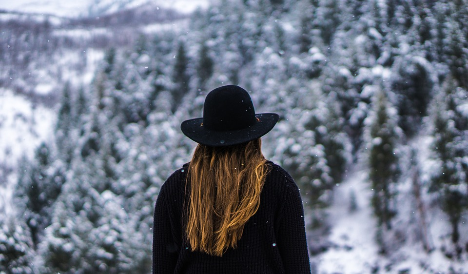 Knowing How to Keep Hair Healthy in Winter is key to looking your best at this time of year
